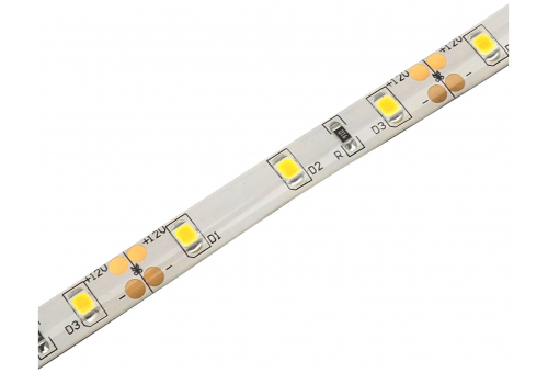 Avide LED Strip 12V 4.8W 3000K IP65 5m