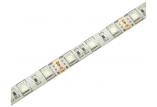 Avide LED Strip 12V 14.4W RGB IP65 5m