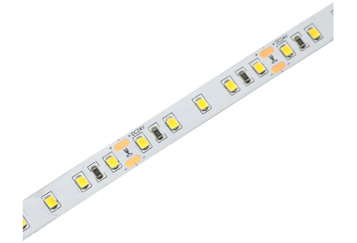 Avide LED Strip 24V 18W 3000K IP20 5m